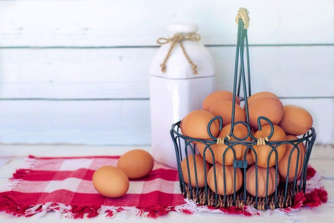 Quel est le poids d'un œuf ?